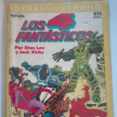 Cómics: LOS 4 FANTÁSTICOS ESPECIAL VERANO 1990 PRIMERA EDICIÓN#. Lote 151603294