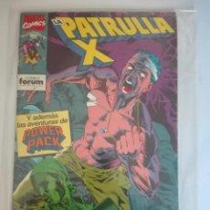 Cómics: PATRULLA X 105 PRIMERA EDICIÓN #. Lote 151606838