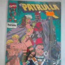 Cómics: PATRULLA X 113 PRIMERA EDICIÓN #. Lote 151608326