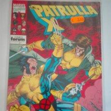 Cómics: PATRULLA X 116 PRIMERA EDICIÓN #. Lote 151608682
