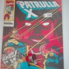 Cómics: PATRULLA X 126 PRIMERA EDICIÓN #. Lote 151609282