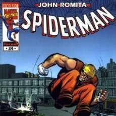 Cómics: SPIDERMAN DE JOHN ROMITA (1999-2005) #34. Lote 151631338