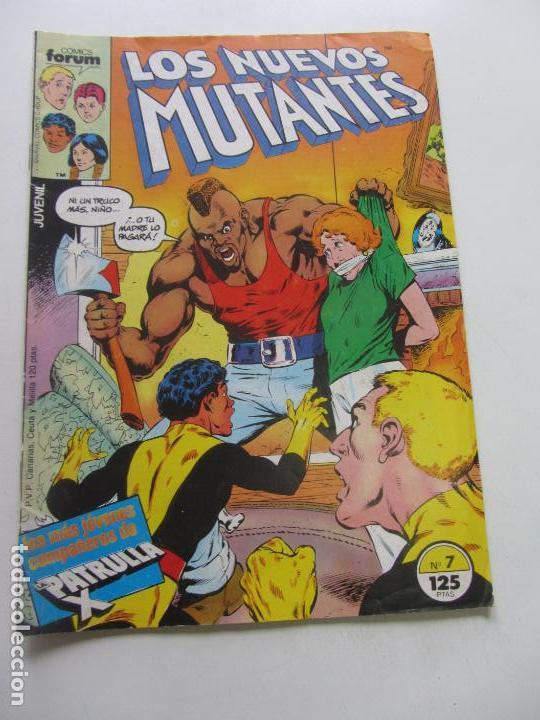 LOS NUEVOS MUTANTES. Nº 7. FORUM VSD05 (Tebeos y Comics - Forum - Nuevos Mutantes)