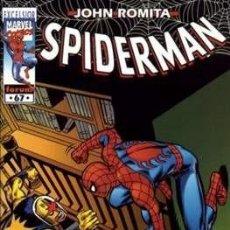 Cómics: SPIDERMAN DE JOHN ROMITA (1999-2005) #67. Lote 151633834