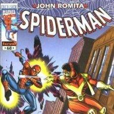 Cómics: SPIDERMAN DE JOHN ROMITA (1999-2005) #68. Lote 151633902