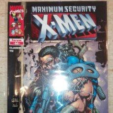 Cómics: X-MEN V.2 # 66 - MAXIMUM SECURITY. Lote 151650950