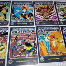 Cómics: LOTE 8 COMIS-X MEN-COLECCIONISTAS-NOS-VER FOTOS. Lote 151652486