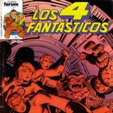 Cómics: LOS 4 FANTÁSTICOS VOL.1 Nº 10 - FORUM. Lote 151660438