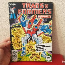 Cómics: TOMO VOLUMEN TRANSFORMERS COMICS FORUM CON NUMEROS 47-48-49-50. Lote 151764722