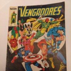 Cómics: VENGADORES NUMERO 1 FORUM PRIMERA EDICION. Lote 151886758
