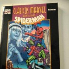 Cómics: CLASICOS MARVEL BLANCO Y NEGRO: SPIDERMAN. CONWAY, ROMITA.. Lote 151933926