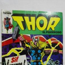 Cómics: THOR EL PODEROSO, Nº 19, COMICS FORUM. Lote 151995206