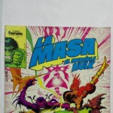 Comics: LA MASA EL INCREILE HULK, Nº 46, COMICS FORUM. Lote 152015374