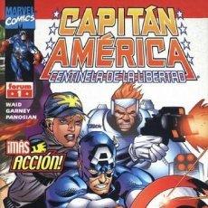 Cómics: CAPITAN AMERICA CENTINELA DE LA LIBERTAD COMPLETA - FORUM - OFSF15. Lote 152025570