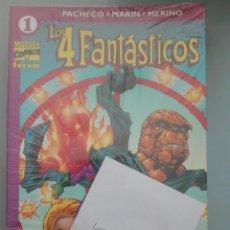 Cómics: LOS 4 FANTÁSTICOS COMPLETA VOLUMEN 4#. Lote 152258806
