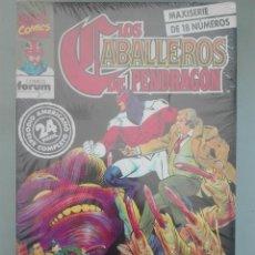 Cómics: MAXISERIE COMPLETA LOS CABALLEROS DEL PENDRAGON #. Lote 152266550