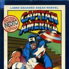 Cómics: GRANDES SAGAS CAPITAN AMERICA 2 TOMOS CALLES ENVENENADAS Y CENTINELA DE LA LIBERTAD - FORUM - OFSF15. Lote 152268234