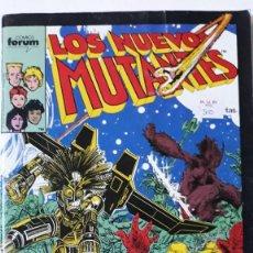 Cómics: LOS NUEVOS MUTANTES, ESPECIAL VERANO, ARTHUR ADAMS. Lote 152280310