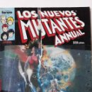 Cómics: LOS NUEVOS MUTANTES, ESPECIAL PRIMAVERA. Lote 152280434