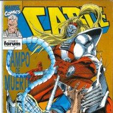 Cómics: CABLE VOLUMEN 1 NÚMERO 9 CÓMICS FÓRUM MARVEL. Lote 152280450