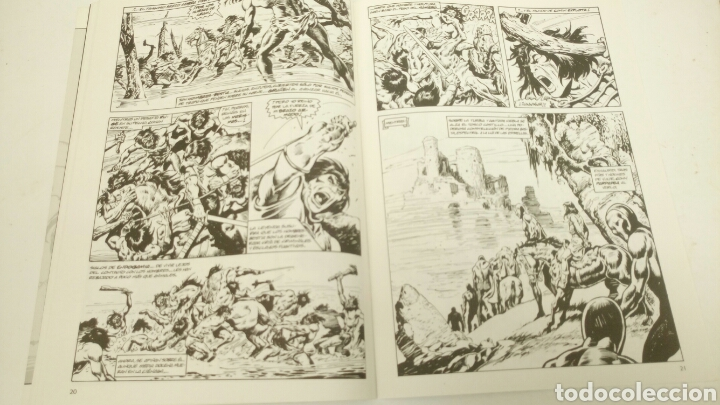 Cómics: El reino salvaje de Conan, 13 primeros numeros. Nuevos. - Foto 4 - 152280913