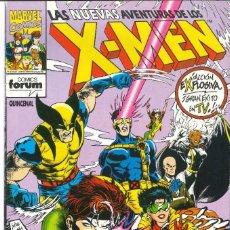 Cómics: LAS NUEVAS AVENTURAS DE LOS X-MEN NÚMERO 1 CÓMICS FÓRUM MARVEL. Lote 152281574