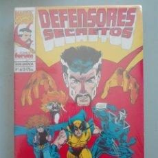 Cómics: DEFENSORES SECRETOS COMPLETA #. Lote 152285094