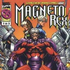 Cómics: MAGNETO REX COMPLETA 1 AL 3 - FORUM - BUEN ESTADO - OFSF15. Lote 152288510
