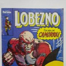 Cómics: LOBEZNO Nº 18, COMICS FORUM. Lote 152293694
