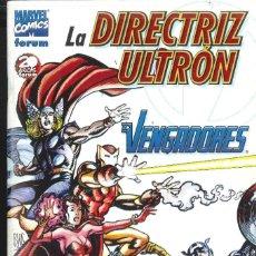 Cómics: LA DIRECTRIZ ULTRON, VENGADORES. Lote 152294146