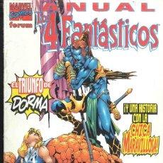 Cómics: LOS 4 FANTASTICOS ANUAL 2001. Lote 152294286