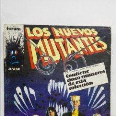 LOS NUEVOS MUTANTES Nº 21 - 22 - 23 - 24 - 25, COMICS FORUM
