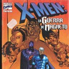 Cómics: X-MEN LA GUERRA DE MAGNETO. Lote 152295590