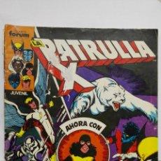 Cómics: LA PATRULLA X, Nº 3, COMICS FORUM. Lote 152296742