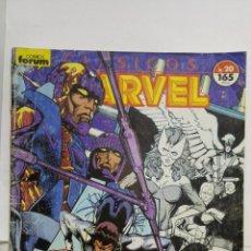 Cómics: CLASICOS MARVEL, Nº 20, COMICS FORUM. Lote 152297962