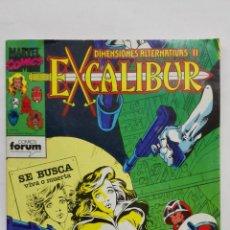 Cómics: EXCALIBUR, Nº 23, COMICS FORUM. Lote 152299962