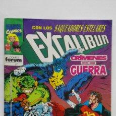 Cómics: EXCALIBUR, Nº 62, COMICS FORUM. Lote 152300002