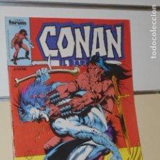 Cómics: CONAN EL BARBARO VOL. 1 Nº 121 - FORUM -. Lote 152320022