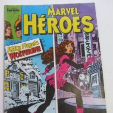Cómics: MARVEL HEROES Nº 1 KITTY PRYDE AND WOLVERINE FORUM CX06. Lote 152335390