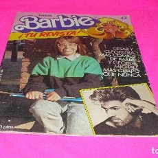 Cómics: BARBIE Nº42, TU REVISTA, FEBRERO DEL 1988.. Lote 152343374