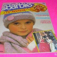 Cómics: BARBIE Nº28, TU REVISTA, DICIEMBRE DEL 1986.. Lote 152343710