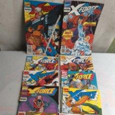 Cómics: X FORCE VOL I - LOTE 10 EJEMPLARES Nº 1 AL 10. Lote 152464934