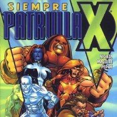 Cómics: SIEMPRE PATRULLA-X COMPLETA 1 AL 6 - FORUM - BUEN ESTADO - OFSF15. Lote 152547066