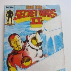 Cómics: SECRET WARS II - Nº 17 FORUM 1986 E2. Lote 152547806