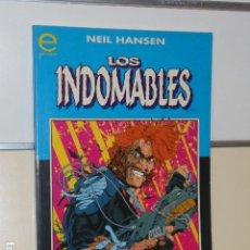 Cómics: LOS INDOMABLES - FORUM OFERTA. Lote 152549574