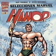 Cómics: SELECCIONES MARVEL Nº 4: NAMOR. Lote 152566142