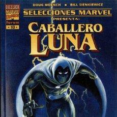 Cómics: SELECCIONES MARVEL Nº 10 : CABALLERO LUNA. Lote 152568418