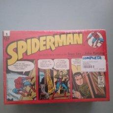 Cómics: SPIDERMAN TIRAS DE PRENSA COLECCIÓN COMPLETA#. Lote 152526762