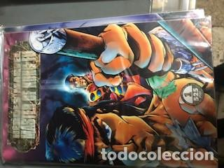 Cómics: Heroes Marvel: La Cosa vs La Masa, Caballero Luna, Master of Kun-Fu - Foto 3 - 152629186