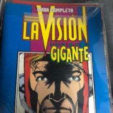 Cómics: VISION HOMBRE GIGANTE + CAPA Y PUÑAL 1 A 5. Lote 152641478